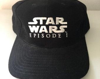 purchase cheap 419a1 4ea22 coupon code vintage star wars episode 1 pepsi hat f24d0 7e225