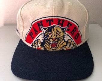 Vintage Florida Panthers Apex Snapback Hat edb026f3e
