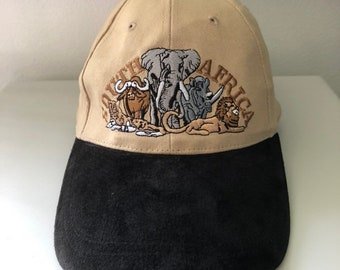 c0830d0c104bb Vintage South Africa Hat