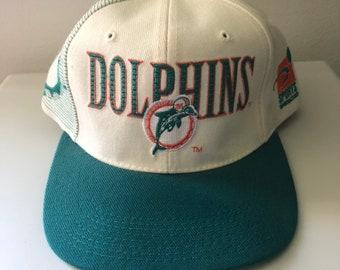 Vintage Miami Dolphins Sports Specialties Snapback Hat fcba33944