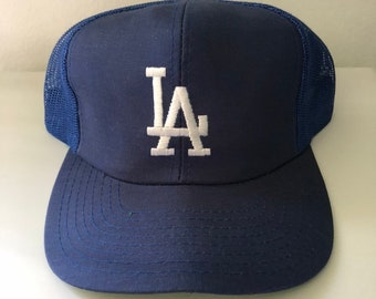 cc50fa25d50 Vintage Los Angeles Dodgers Snapback By Twins
