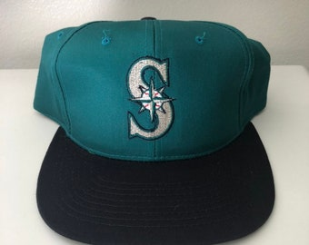0cfb863ed3b Vintage Seattle Mariners 1994 Game Day Giveaway Snapback Hat