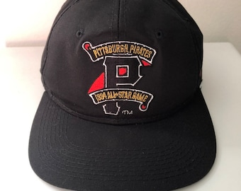 20312785a35 Vintage Pittsburgh Pirates 1994 All Star Game Snapback By Sports Specialties