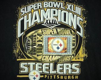7c2887ce Steelers super bowl | Etsy