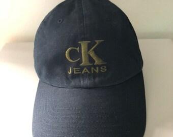 682f380eb75 Vintage Calvin Klein Jeans Hat