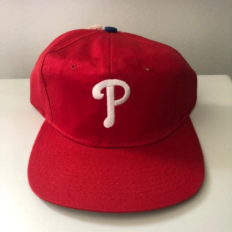 3c8fb3134 Deadstock NWT! Philadelphia Phillies Snapback Hat