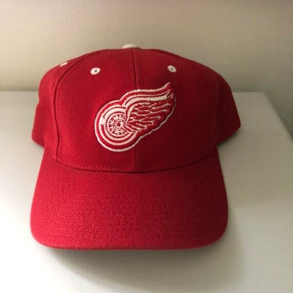 Vintage Detroit Red Wings Snapback