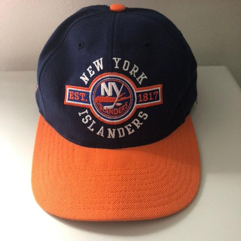 innovative design later sold worldwide new york islanders snap back retro reebok hat cb867f239 superior ...
