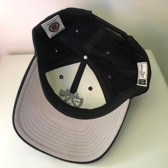 best service e1f75 a9178 Vintage Los Angeles Kings Snapback Hat