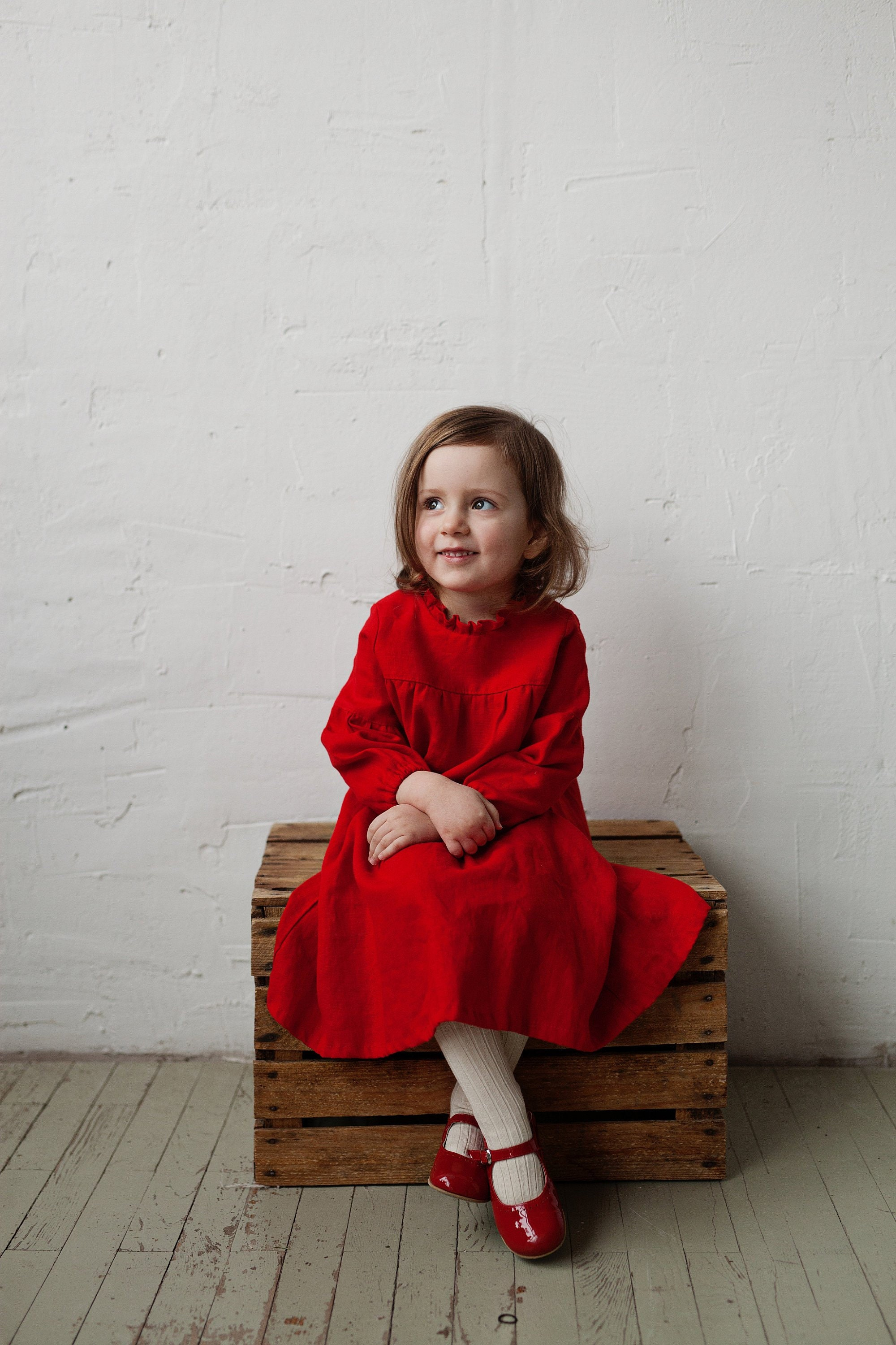 red and grey dress girl baby ph Details about  /wedding baby linen baby dress dress with red