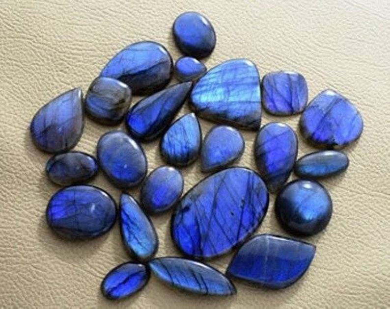 Discounted Labradoritr Lot Dark Blue. Labradorite Bulk Mix Shapes Natural Labradorite Natural Beautiful Labradorite Lot Loose Stones