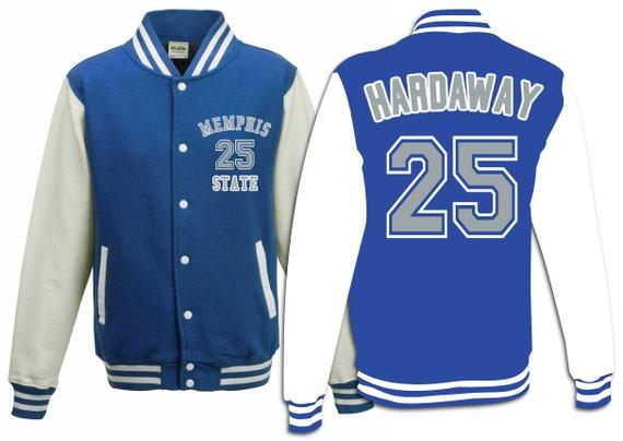 Personalized Penny Anfernee Hardaway 25 Memphis Basketball Varsity Jacket  Sweater c3b186447