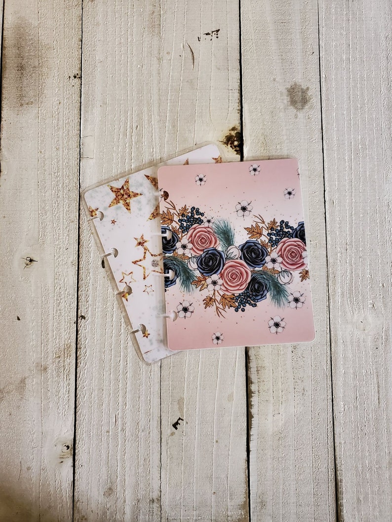 Autumn Floral HP Micro Cover set