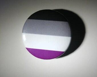 Mini asexual flag