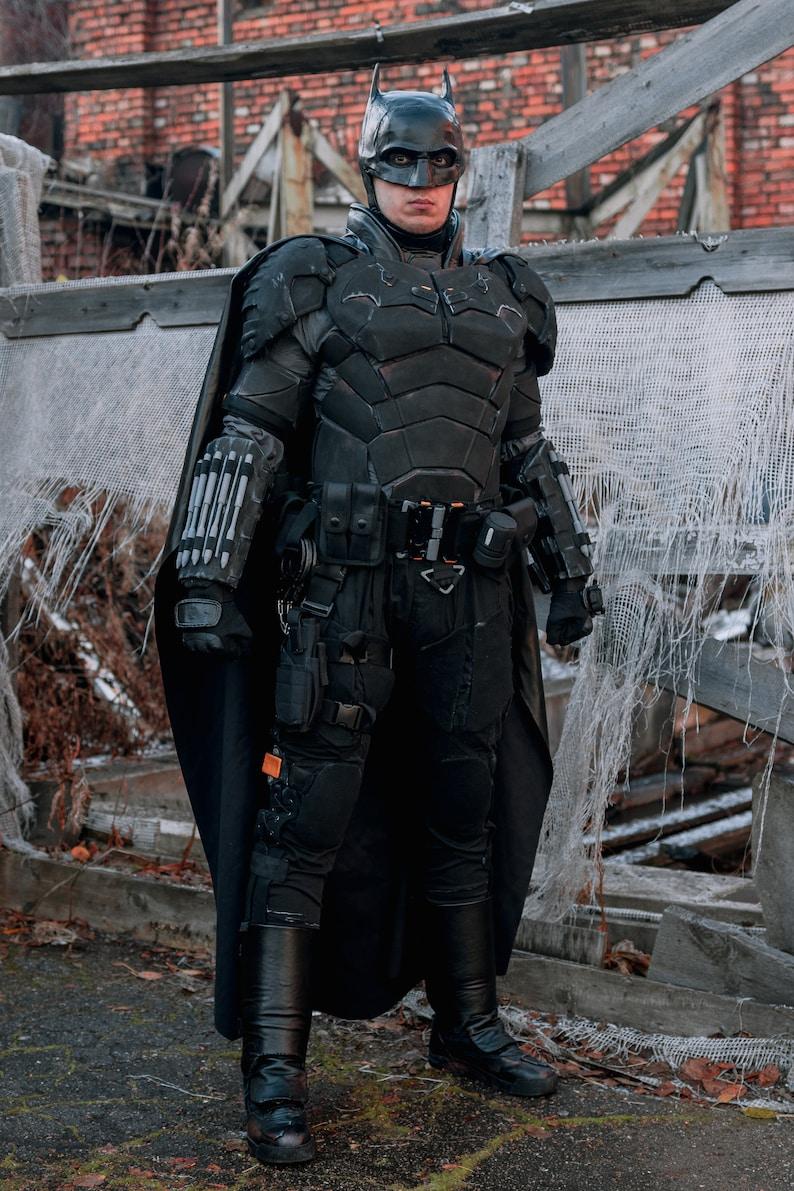 Batman Cosplay 2021 Robert Pattinson