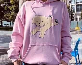 Joe Wenko Men Contrast Colors Zip-Up Long Sleeve Casual Hoodie Sweatshirts