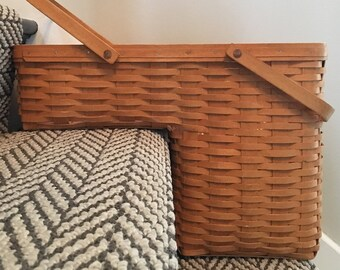 Bon Stair Basket | Etsy