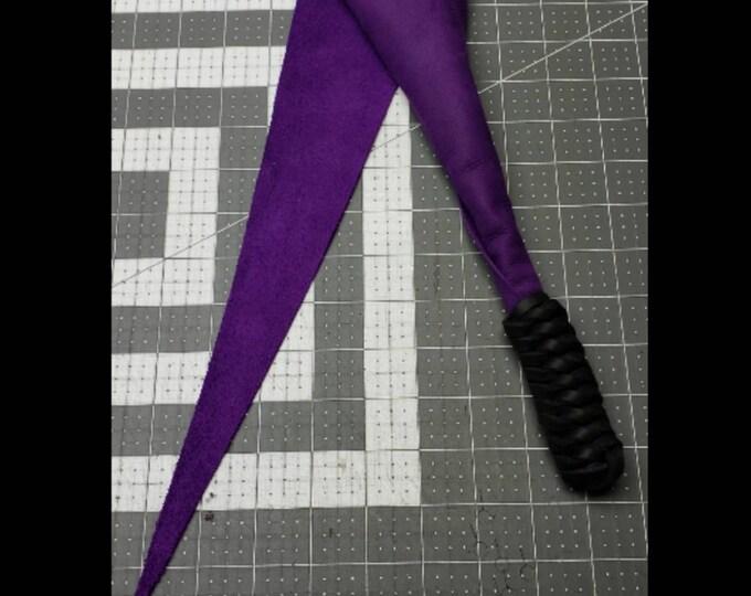 Pocket Dragon Tail, Purple.
