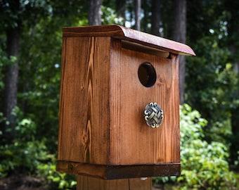 Super Wooden Birdhouse Etsy Download Free Architecture Designs Scobabritishbridgeorg