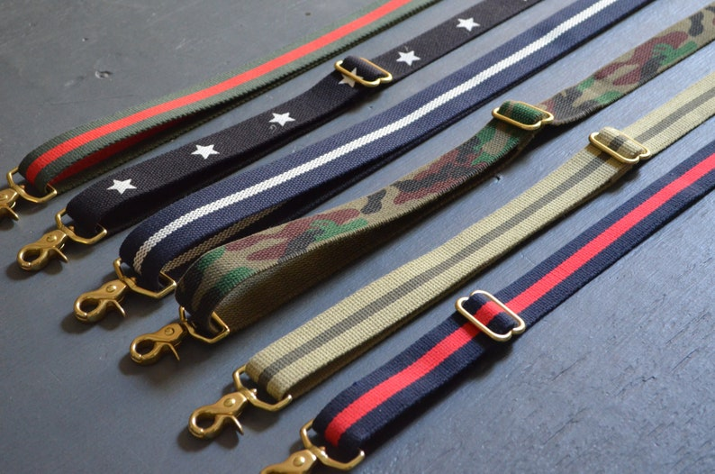Woven Crossbody Strap