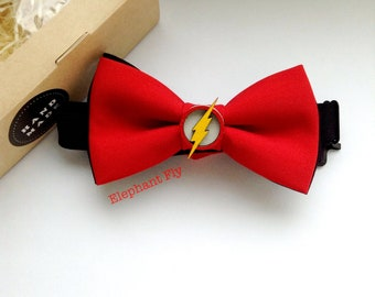 33fc959b376a Red bow tie