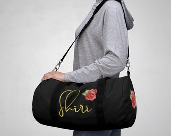 Fitness Accessories  Romantic Rose Personal Gym Bag 899f6c109f29c