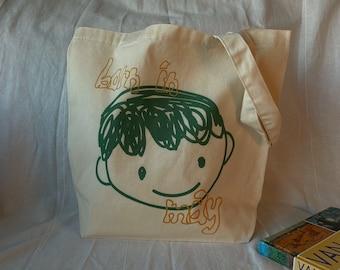 Born In May Tote Bag