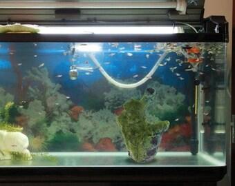 Aquarium Decorations Etsy