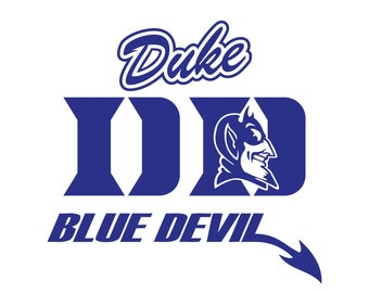 Duke Blue Devils- Svg Files ba9fe74626ea