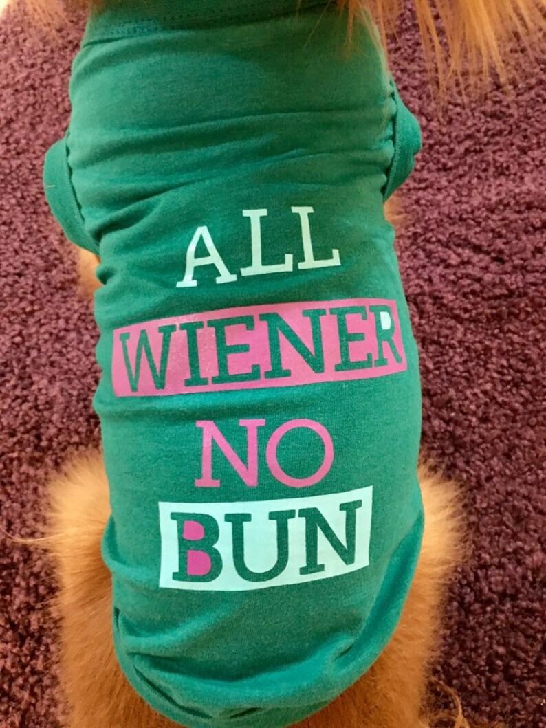 All wiener no bun
