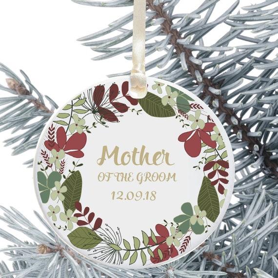 Personnalisé céramique Baby/'s First Christmas Babiole Keepsake décoration tout nom