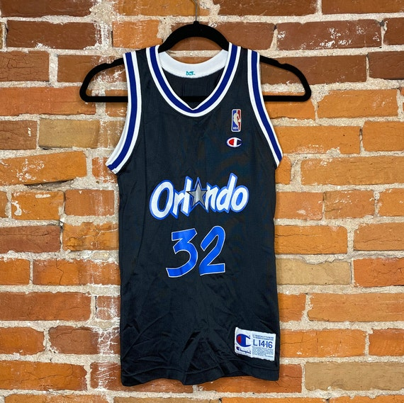 Vintage 1992 Shaquille O'neal Orlando Magic Jersey