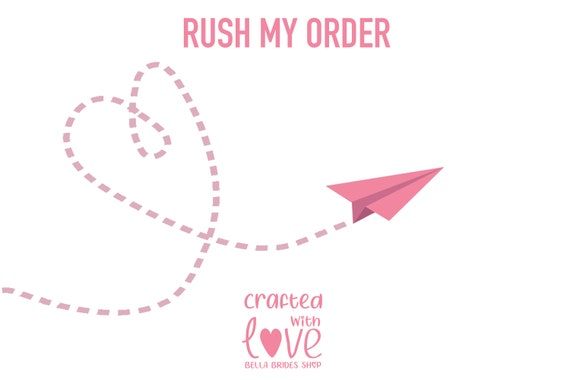 Rush my order express