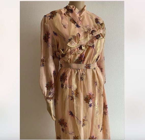 70s vintage dress, 70s dress, 1970s clothing, 1970