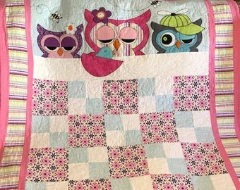Owl Sewing Pattern Etsy