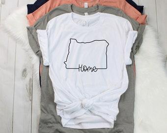 599db4e6e Oregon Home Shirt