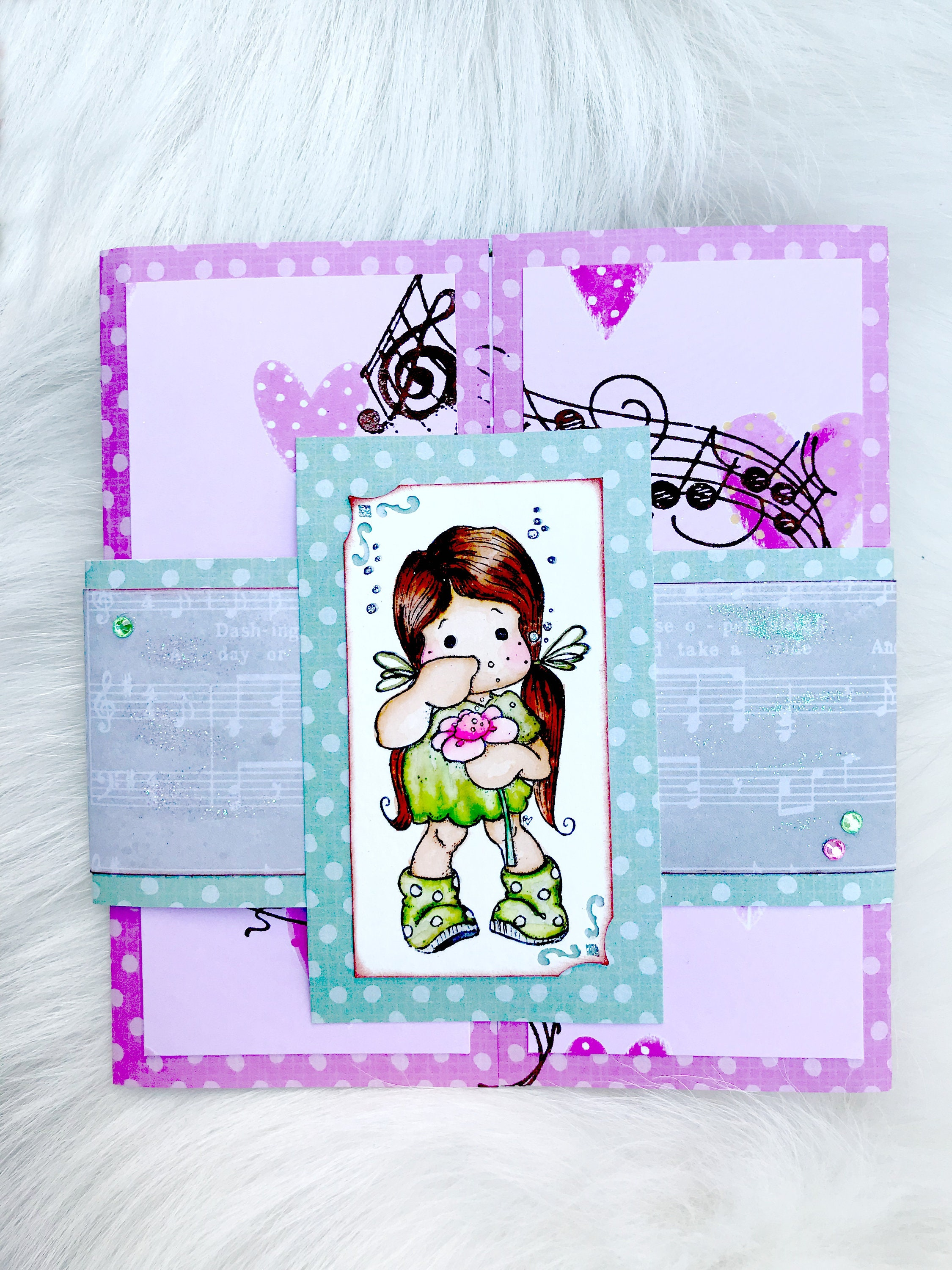 Sweet 16 Card Daughter Handmade Cards Best Friend Prom Birthday Anniversary Wedding Greeting