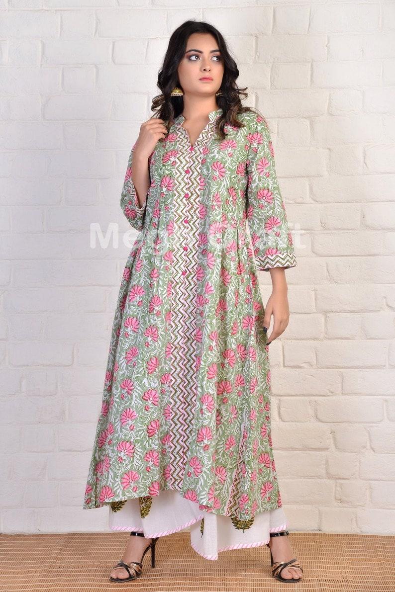2020 Bohemia Fashion Designer Cotton Tunic Top-Traditional Fashion Long Tunic Boho Fashion Top Tunic-Bohemian-Gypsy-Urban Fashion