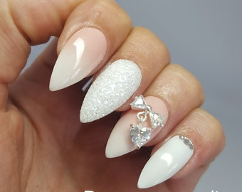 Ombre Nails Etsy