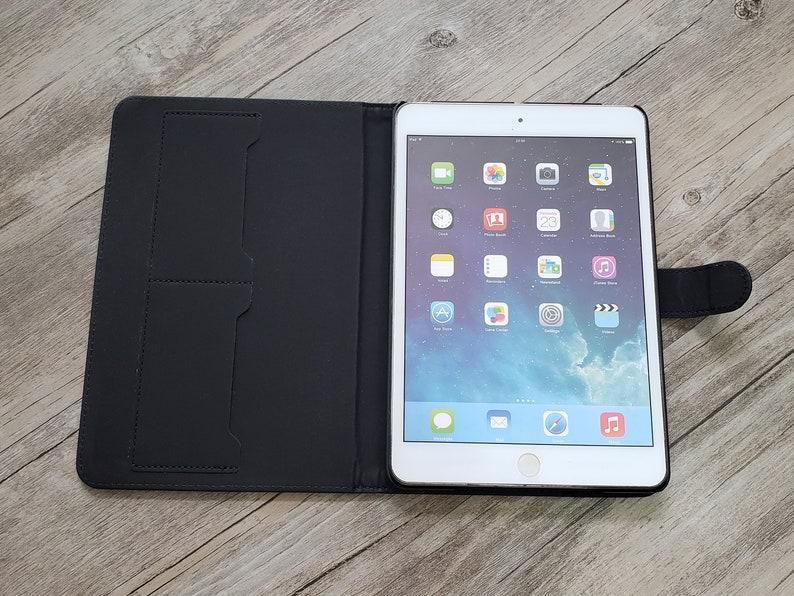 Crow ipad leather case ipad cover for iPad 8 Mini 4 5 iPad Air 3 4 iPad Pro 9.7 inch 10.5 10.2 inch 11 inch 12.9 inch MN1851