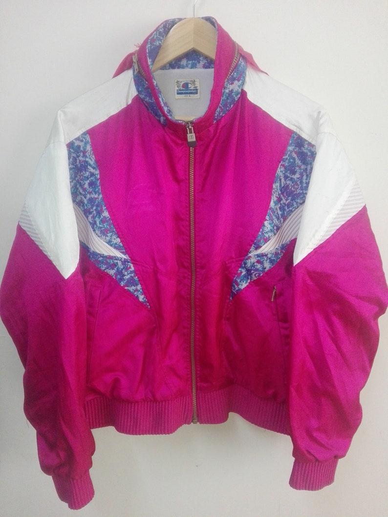 f12fa9a347237 Vintage 90s CHAMPION hoodie zipper sweater sweatshirt/champion | Etsy