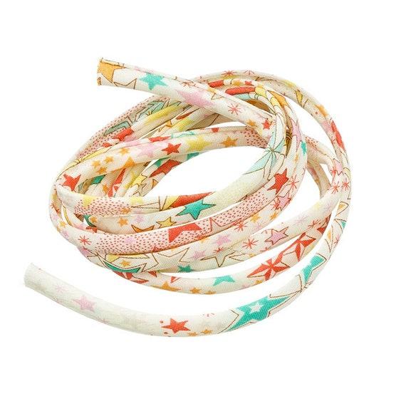 Liberty of London 10mm Bias Cotton Ribbon Capel G 1m
