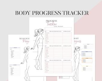 Body progress | Etsy