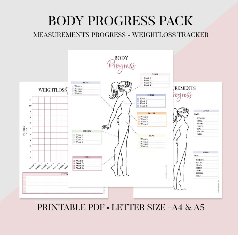 graphic relating to Fitness Tracker Printable called Wellbeing Tracker Printable, Physique Log, Health and fitness Tracker, Entire body Tracker, System Dimensions Log, Bodyweight Tracker, Physical fitness Tracker, Physical fitness Tracker