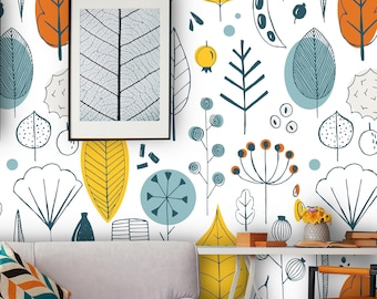 Coloring Wallpaper Etsy
