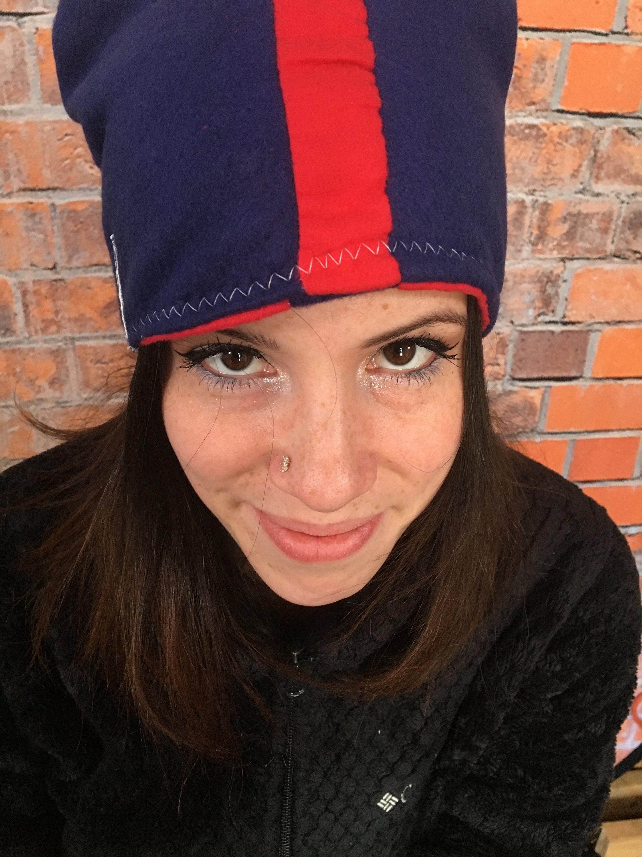 Unisex MICHIODOPE Streetwear Original Design Reversible hat Reversible Beanie