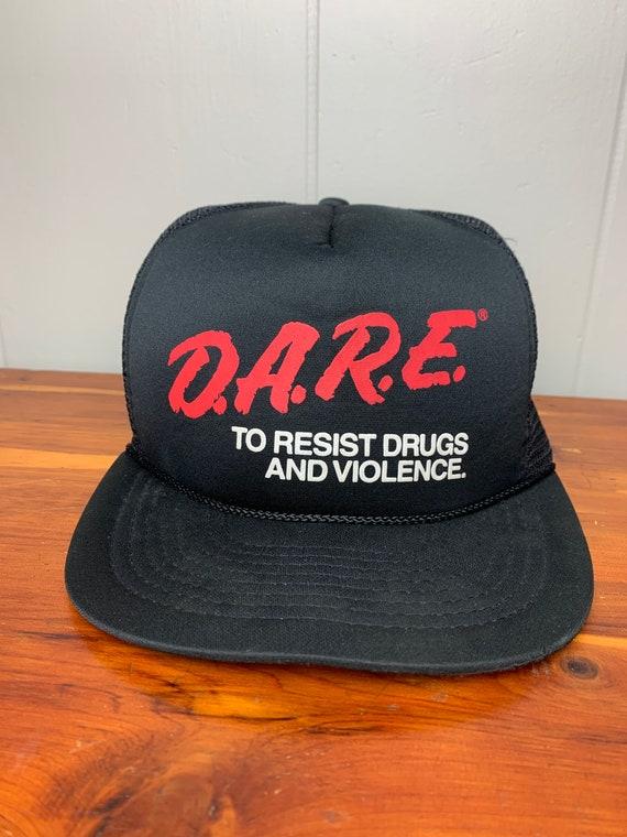 90s DARE SnapBack Hat