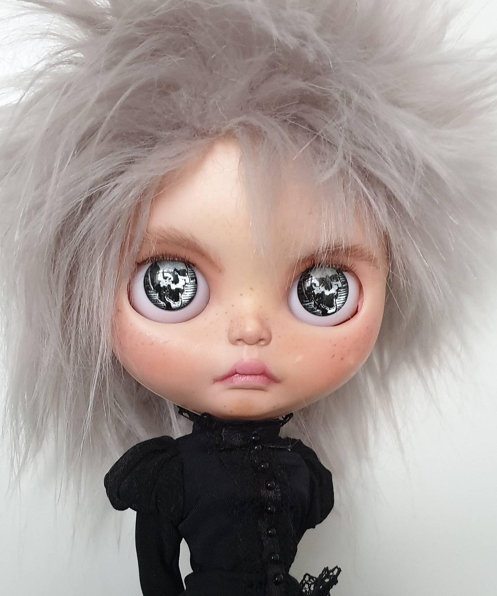 14MM #3 ZombieGhost Blythe Eye Chips