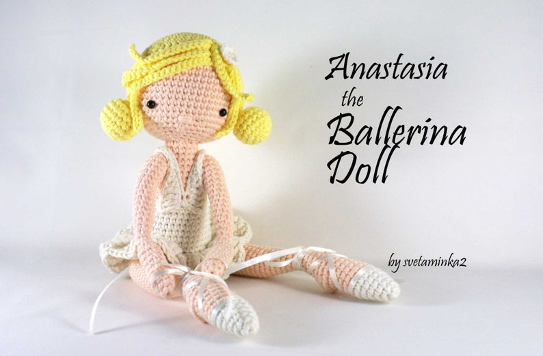 Amigurumi Molly Doll-Free Pattern | Crochet dolls free patterns ... | 521x794