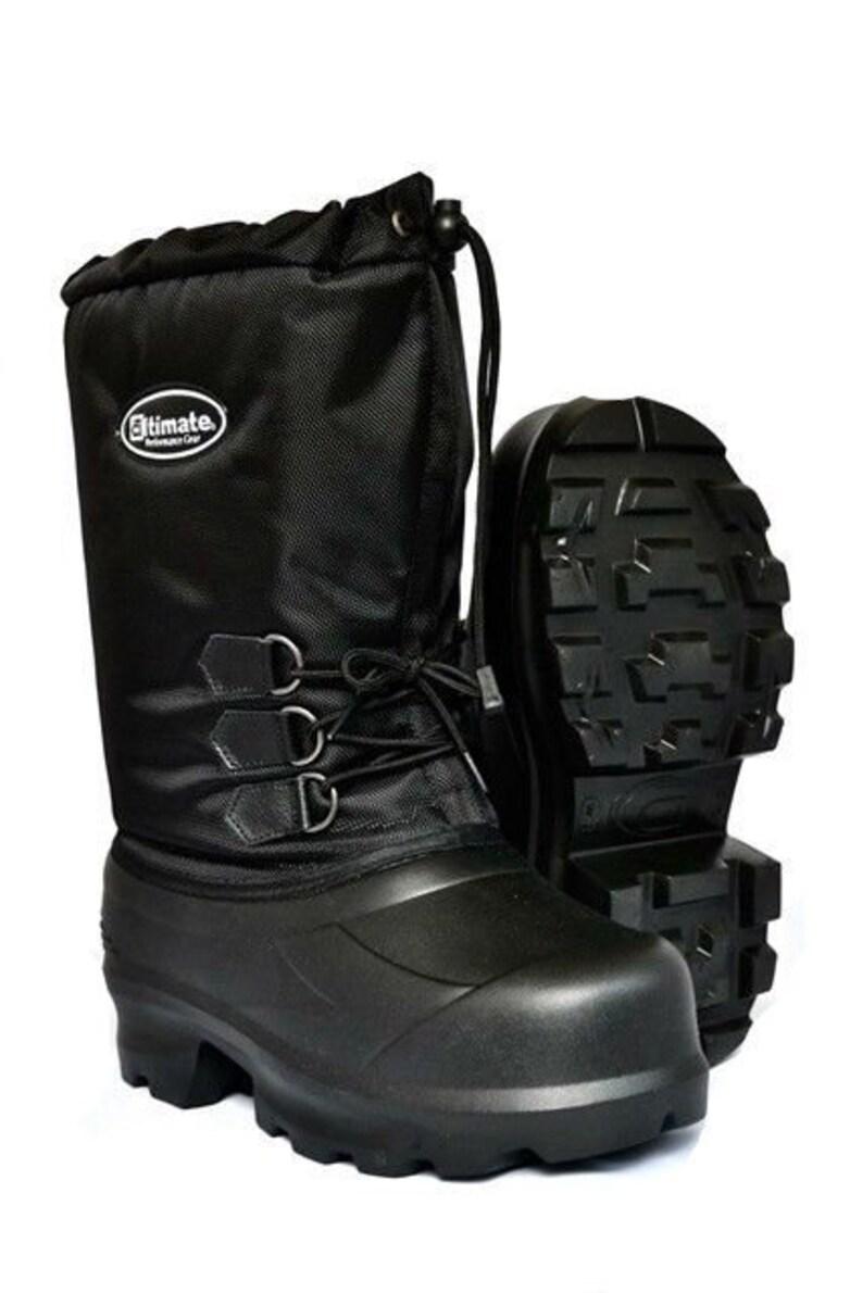 095ba82772d4b Mens Lightweight Winter Snow boots -94f 2.2lbs